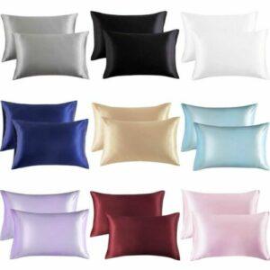 buy satin pillow cases online australia