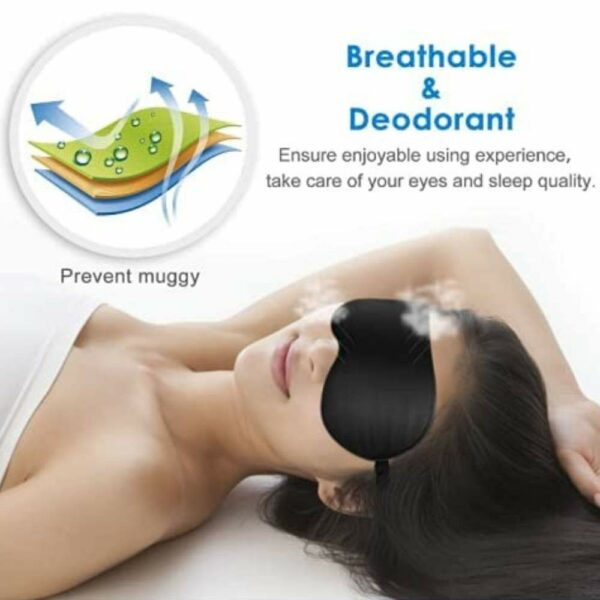 buy pure silk blindfold online